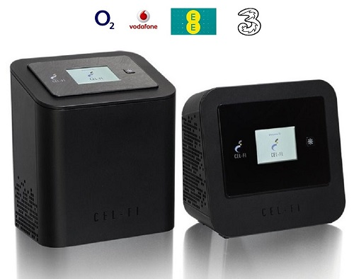Nextivity Cel Fi Pro Mobile Phone Signal Booster 163 694 95